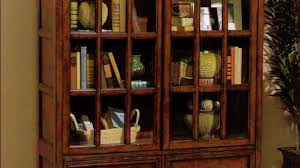 bookshelf with doors beautiful white antique bookcase with glass