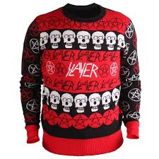 slayer sweater nostalgic kid