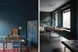 cuisine bleu petrole deco cuisine bleu cuisine lumineuse et avec vue sur