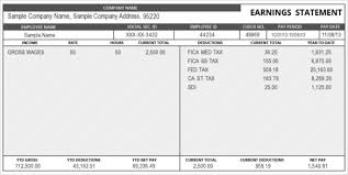 check stub template payroll check stub template download pay