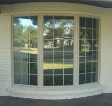 alside excalibur vinyl window reviews and pictures this was a six lite bow unit converted to a three lite bay type unit