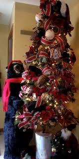 Black Bear Christmas Tree Ornaments by 2013 My Black Bear Tree Black Bear Christmas Pinterest Bears