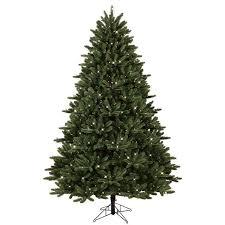 christmastificial prelit trees greens pre lit cho 64