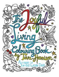 the joyful living colouring book u2013 house of anansi press