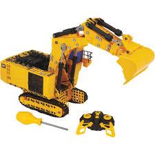 cat machine maker kit for an rc motorized excavator www kotulas