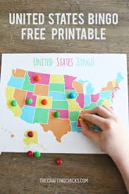 United States Map Game by