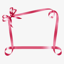 pink gift wrap pink gift wrapping ribbons pink gift wrap ribbon png and vector