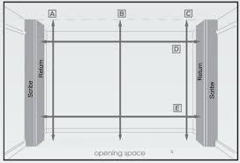 How To Measure Floor Plans How To Measure Diy Sliding Wardrobes Sliding Wardrobe World