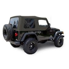 2006 tj jeep wrangler offroad 2003 2006 tj wrangler top with tinted windows