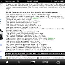 solved wiring diagram need wiring diagram for 2001 fixya