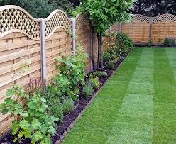 Garden Barrier Ideas Garden Fences Ideas Stylish Garden Fence Panels Peiranos Fences