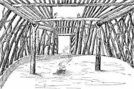 hogan native indian houses for kids