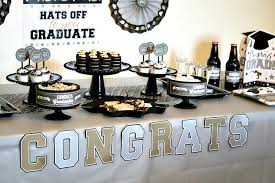 graduation decorating ideas graduation party ideas a to zebra celebrations