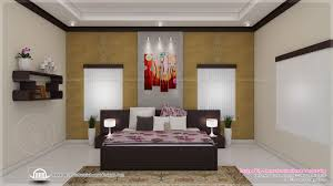 house interior ideas in 3d rendering kerala home design and