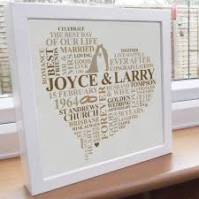 50th wedding anniversary ideas the 25 best golden anniversary gifts ideas on golden