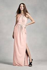 pink bridesmaid dresses pink bridesmaid dresses dusty light pink david s bridal