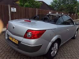 renault megane 1 6 vvt dynamique convertible 2dr petrol manual sat