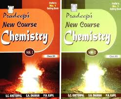 pradeep u0027s new course chemistry class xii set of 2 volumes