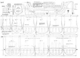wooden boat plan