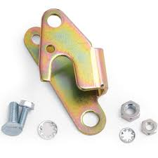 edelbrock 1481 gold throttle lever adapter for chrysler 1966 and