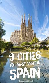 best 25 best cities in spain ideas on travel