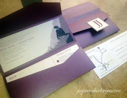 wedding pocket invitations wedding map u2013 papercake designs