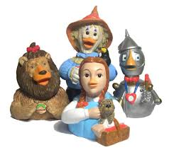 wizard of oz witch rubber duck collectible