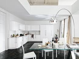 modele cuisine blanc laqué modele cuisine blanc laque 2 la cuisine blanche une tendance