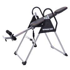 chard hsx inversion table 3 position bench ebay