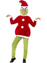 grinch costume child the grinch costume 31846 fancy dress