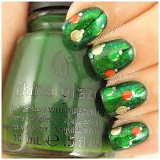 374 best christmas nail art images on pinterest 3d nails art