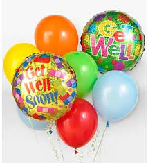 balloon delivery fargo nd classic floral get well balloon bouquet west fargo nd 58078 ftd