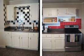 paint color advice for kitchen with red tiles and dark faux