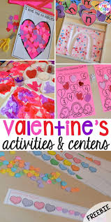 valentines day writing paper valentine s day themed centers and activities pocket of preschool candy heart pattern freebie plus all my favorite valentine s day themed writing math fine