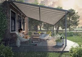 Sun Awnings Uk Patio Awnings Uk House And Garden Awning By Eden Verandas