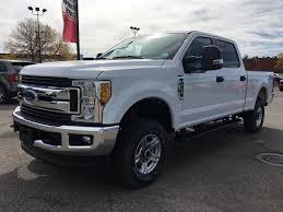 Ford F250 Truck Used - new 2017 ford super duty f 250 xlt fx4 4 door pickup in calgary