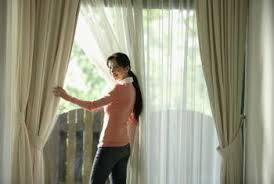 Curtains With Thermal Backing Is There A Replacement For Latex Backing On Drapes Home Guides