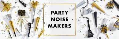 nye noisemakers party noise makers clappers blowouts party horns party city