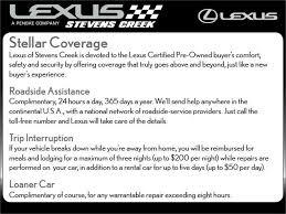 lexus warranty reimbursement pre owned 2015 lexus rx 350 fwd 4dr sport utility in san rafael