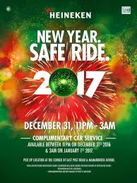 lexus white plains service heineken to provide safe rides home after new years celebration