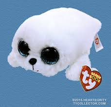 icy ty beanie boos seal
