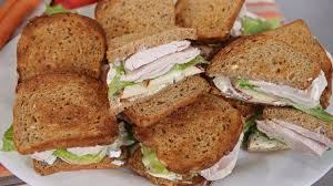 turkey waldorf sandwich recipe emeril lagasse recipe abc news