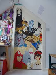 Movie Themed Home Decor Studio Ghibli Room Decor Google Search Dream Room Pinterest