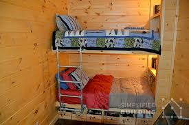 Loft Bed Ladder Diy 47 Diy Bed Frame Ideas Built With Pipe Simplified Building