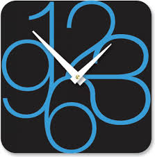 modern wall clock design modern designer wall clocks home and