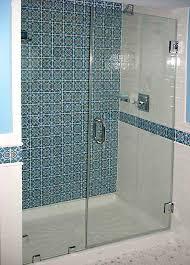 Cost Of Frameless Glass Shower Doors Frosted Corner Shower Doors The Home Depot Regarding Stalls With
