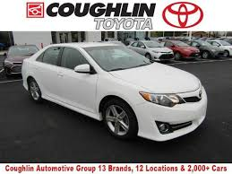 used toyota 2014 2014 toyota camry se heath oh area toyota dealer serving heath