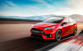 ford focus model years the 2018 ford focus rs costs 5 000 more but here s why it s