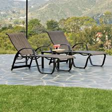 Stackable Chaise Lounge Chairs Design Ideas Telescope Casual Primera 2 Person Sling Chaise Lounge Chair Patio