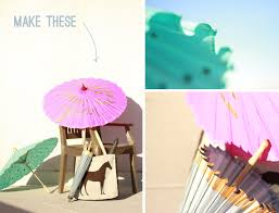 How To Make Paper Umbrellas - make this painted prop parasol diy paper and stitch